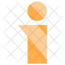 I Design Letter Icon