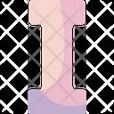 I Sign Alphabet Icon