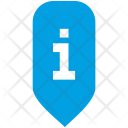 I Info Map Icon