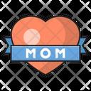 Mom Motherday Love Icon
