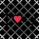 Iloveyou Propose Heart Icon