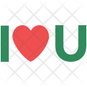 I You Message Icon