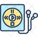 Device Ipod Mp 4 Player Icon