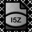 I 5 Z File Icon