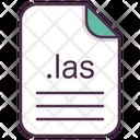 Ias File Document Icon