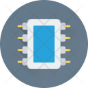 Integrated Circuit Ic Icon