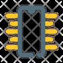 Ic Circuit Digital Electronic Icon