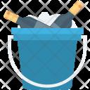 Ice Bucket Alcohol Icon