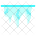 Ice Icicle Cold Icon