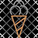 Ice Cream Cone Icon