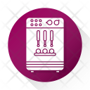 Ice Machine Appliance Icon