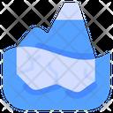 Ice berg Icon
