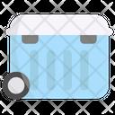 Ice Box Fridge Freezer Icon