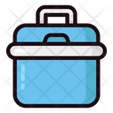Vacation Lineal Color Icon