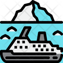 Ice Breaking Cruise Icon