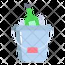 Aice Bucket Ice Bucket Icon
