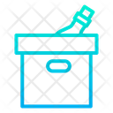Drinks Bucket Party Icon