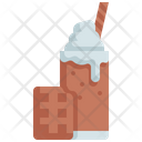 Ice Chocolate Icon