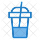 Ice Coffee Takeaway Cup Takeaway Coffee Icon