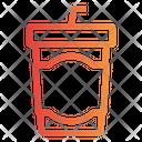 Ice Coffee Icon