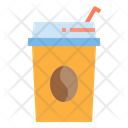 Ice Coffee Icon