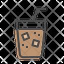 Ice Coffe Coffee Espresso Icon