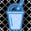Ice Coffee Take Away Coffee Cup Icon