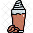 Ice Coffee Iced Icon