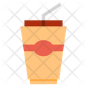 Ice Coffee cup Icon
