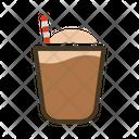Ice Coffee Latte Icon