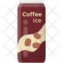 Ice Coffee Pack Icon