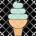 Ice Cone Icon
