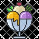 Ice Cream Cream Bowl Icon