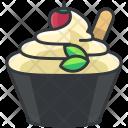 Ice Cream Cream Sunday Icon