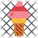 Icecream Sweet Summer Icon