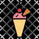 Icecream Summer Sweet Icon