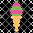 Cone Ice Cream Cornet Icon