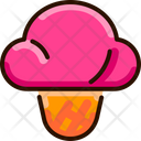 Ice Cream Summer Sweet Icon