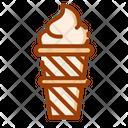 Ice Cream Ice Cream Cone Cone Icon