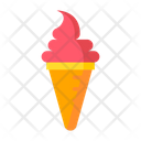 Ice Cream Icecream Icecream Cone Icon