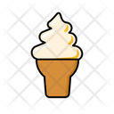 Ice Cream Sundae Sweets Icon