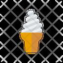 Ice Cream Sundae Sweets Icon