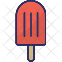 Ice Pop Ice Cream Popsicle Icon