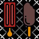Ice Cream Tasty Cone Icon