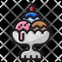 Cake Dessert Strawberry Icon