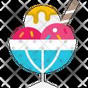 M Ice Cream Icon