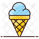 Ice Cream Ice Cone Cornet Icon