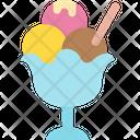 Ice Cream Cool Enjoy Icon