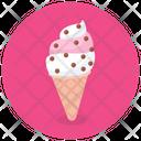 Ice Cream Ice Cone Cornet Icon