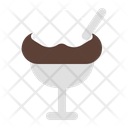 Ice Cream Dinner Restaurant Icon
